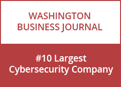 WBJ Tenth Largest Cybersecurity