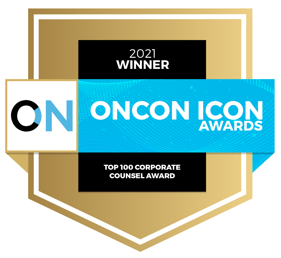 OnCon Top 100 Badge