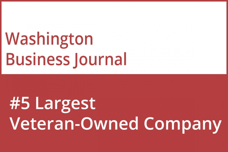 Washington Business Journal Award
